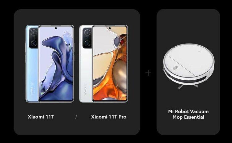 Robot sprzątający Xiaomi za darmo? Tak, przy zakupie wybranych smartfonów! -