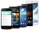 high-endowy telefon z Androidem HTC One najlepszy telefon z Androidem Samsung Galaxy S 4 czy Sony Xperia Z
