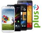 5 najwydajniejszych smartfonów w Plus (październik 2013)
