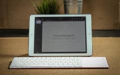 Bluetooth Klawiatura bezprzewodowa klawiatura z touchpadem Rapoo touchpad
