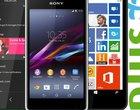 """5 smartfonów z ekranem do 4""""   Plus (wrzesień 2014)"""
