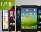 TOP10 tablet chiński