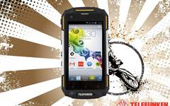 b46be58acd94 TELEFUNKEN Outdoor LTE - wytrzymały smartfon już w Plusie