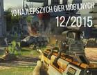 10 najlepszych nowych gier mobilnych (grudzień 2015)