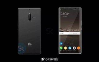 Huawei Mate 10 wycieka na zdjęciu. Prawdziwy rywal dla Samsunga Galaxy Note 8 -