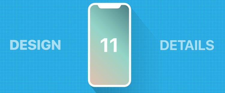 Diabeł tkwi w szczegółach, czyli iOS 11 okiem designera to istny dramat -