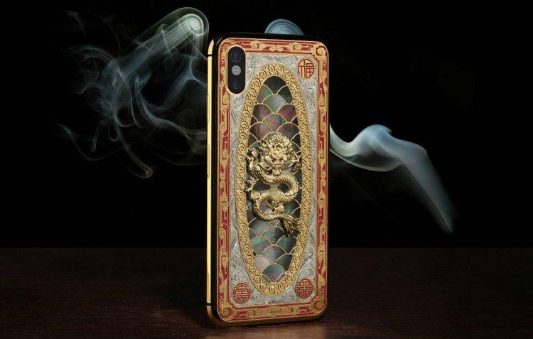 Wow, to jest dopiero ekstrawagancki iPhone X. Cena też powala -