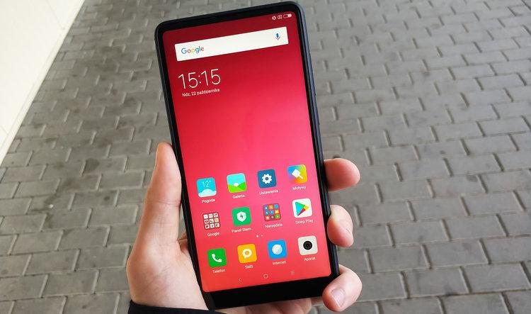 Xiaomi Mi Mix 2 w redaKcji gsmManiaKa. Pierwsze wrażenia -