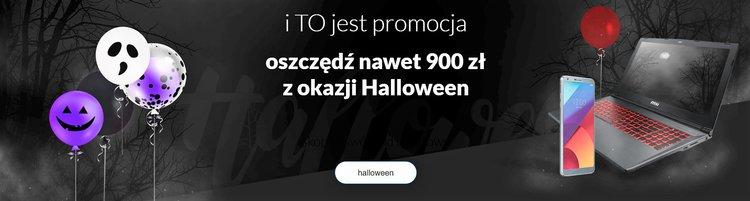 I to jest promocja: wybrane smartfony i tablety taniej na Halloween! -