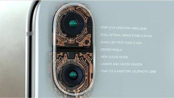 Coś dla fanów teorii spiskowych: iPhone X najlepszym fotosmartfonem wg DxOMark -