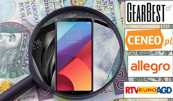Przegląd i porównanie cen smartfonów. Gdzie kupować, by nie żałować? -