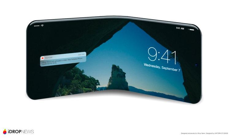 Apple tworzy iPhone'a z elastycznym wyświetlaczem. Zdziwieni? -