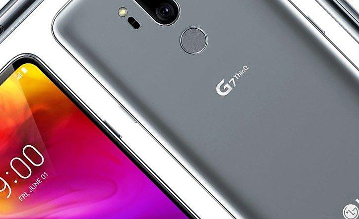 LG G7 ThinQ tylko z 4 GB RAM. Przepraszam, który mamy rok? -