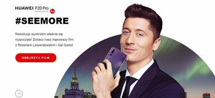 Kiedy ambasadorzy Huawei promują markę z iPhone'a… -