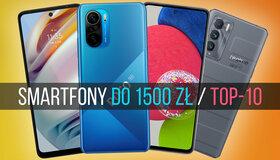 TOP-10 smartfonów do 1500 zł