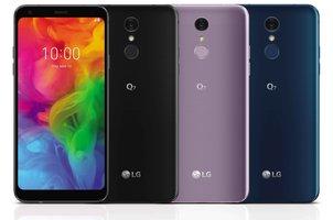 Zadebiutował LG Q7. Silny konkurent dla Galaxy A6 -