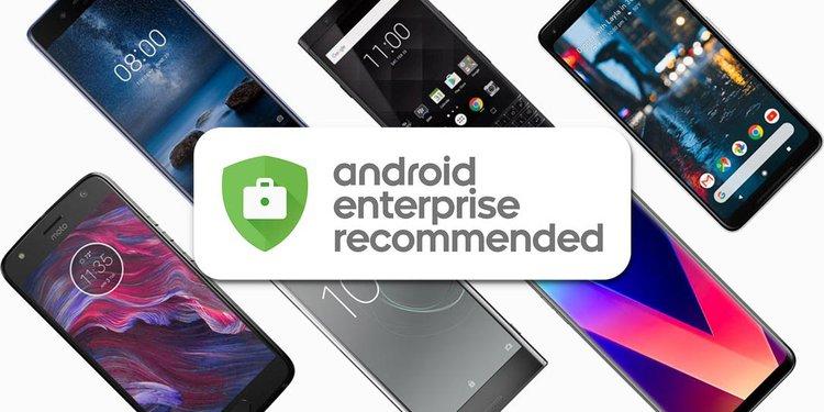 Jaki smartfon do firmy? Google poszerza listę polecanych modeli -