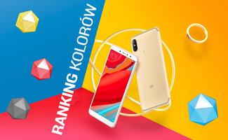 Wiemy, jaki kolor smartfona kupiłeś! Ranking wg gsmManiaK i Ceneo - jaki kolor kupić jaki kolor smartfona popularne kolory w Polsce