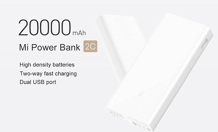 Pojemny powerbank Xiaomi dostępny w wyjątkowo atrakcyjnej promocji! -