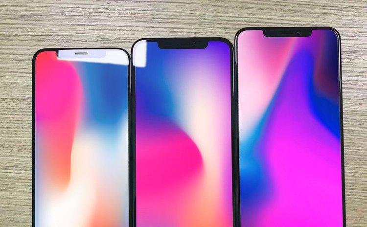 Jedno zdjęcie, trzy fronty nowych iPhone'ów. Który z nich podoba się Wam najbardziej? -