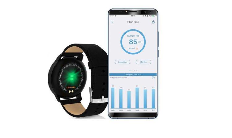 Promocja: wodoodporny smartwatch w niskiej cenie -