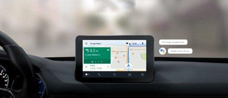 Asystent Google w podróży. Nadchodzi Android Auto -