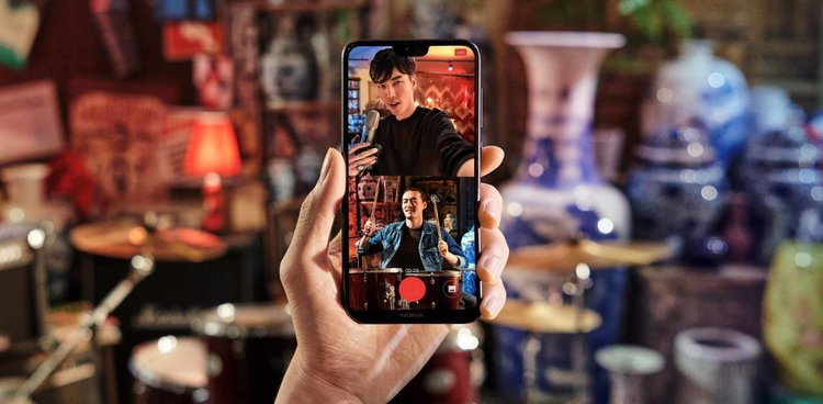 Nokia 7.1 Plus ujawnia notcha u góry ekranu: tego się nie spodziewałem -