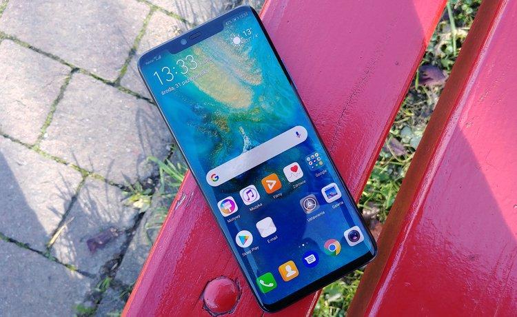 Huawei Mate 20 Pro ma problem z ekranem. Polscy użytkownicy się skarżą, odpowiada im cisza -
