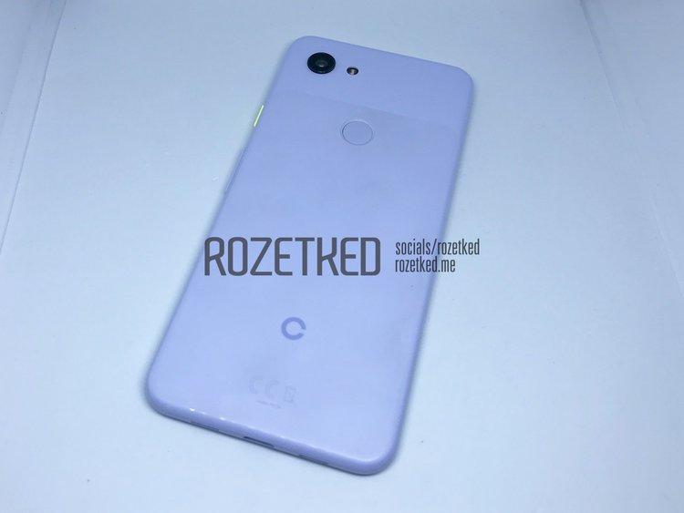 Google Pixel 3 Lite ujawniony. Poznaliśmy specyfikację i wygląd - Google Pixel 3 Lite