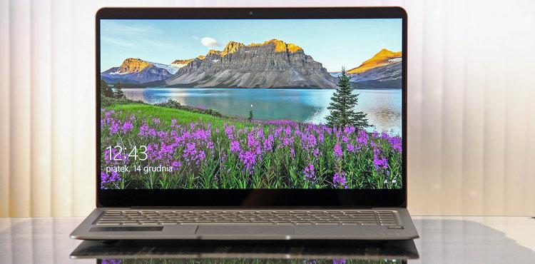 Kiano Elegance 14.2 – test. Laptop z Windows 10 Pro za 1300 zł -