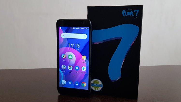 TEST | Sprawdziłem, co potrafi myPhone FUN 7 LTE za 369 zł. Czy warto go kupić? - myPhone FUN 7 LTE
