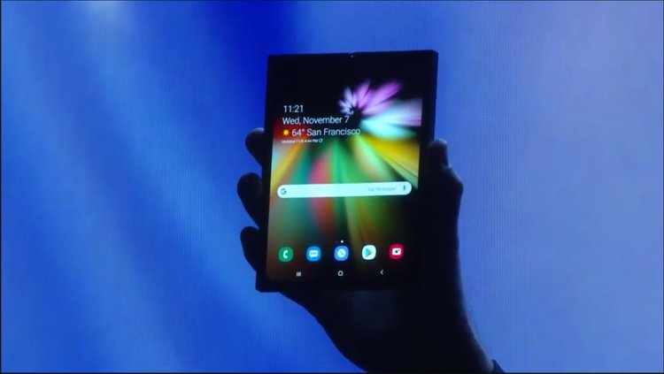 Samsung Galaxy Fold z mniejszą baterią niż sądziliśmy. Znamy też jej pojemność w Galaxy A70 -