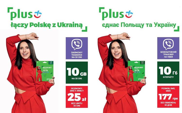 Ukraińcy mają kolejny powód, by wybrać Plusa. Nie, nie chodzi o ceny -