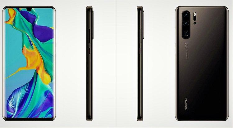 """Huawei P30 Pro – cena i specyfikacja potwierdzone! """"Wypasiony"""" i bardzo drogi -"""