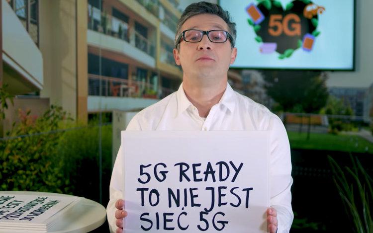 """Rzecznik Orange """"wyjaśnia"""" 5G ready -"""